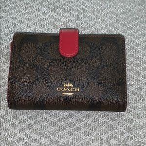 Coach beautiful wallet